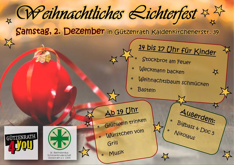 Lichterfest G4You 2017